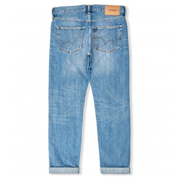 EDWIN * дънки ED-55 Red Listed Selvage Denim